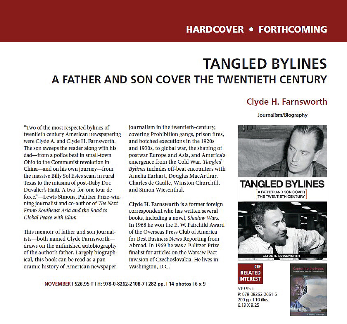 Tangled Bylines Release Notice